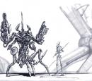 Buzz saw battle droid