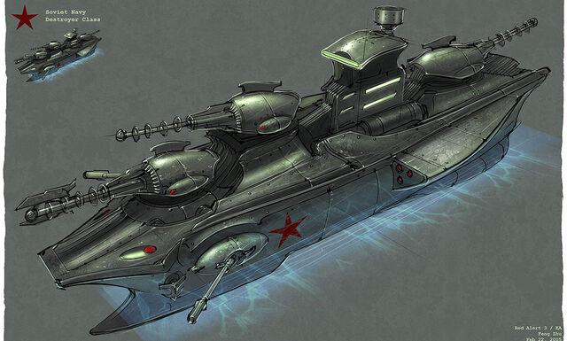 File:Soviet Destroyer concept art.jpg
