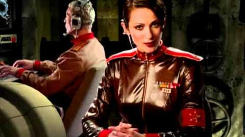 Command & Conquer Red Alert 2 Yuri's Revenge - Lt. Zofia Quotes