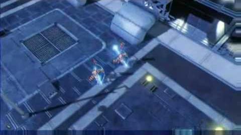 C&C Red Alert 3 Uprising Archer Maiden Surveillance Footage