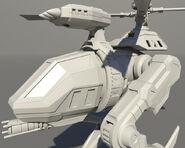 RA3 Striker VX Chopper VX Model 1
