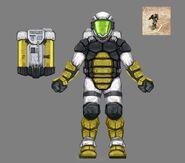 KW ZOCOM Missile Squad Upgrade Concept Art