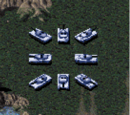 Medium tank (Red Alert 1)