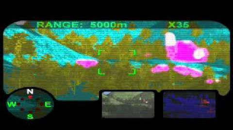 C&C Tiberian Dawn - Guys Spotting Enemy Base For Planes