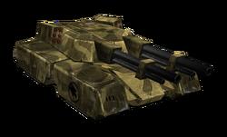 CNCR Mammoth tank