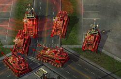 Frenzy Effect (Generals)