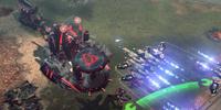 Firehawk airstrike