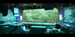 CNCTW Concept Art Command Post