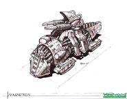 Magnetron Concept Mid