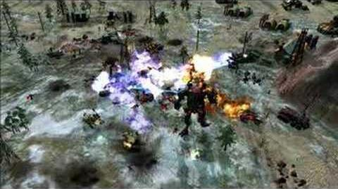 Command & Conquer 3 Kane's Wrath - Nod Trailer