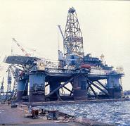 CNCTW Offshore Tiberium Processing Platform 1