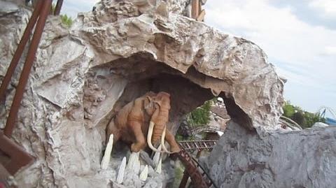 Mammut (Gardaland) - OnRide (1080p)
