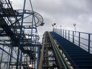 Wild mouse hershey lift