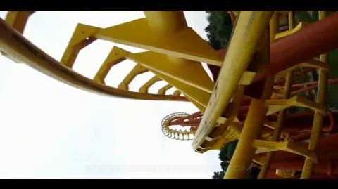 Mind Eraser (Six Flags America) - OnRide (480p)