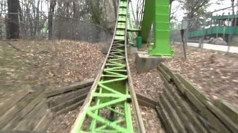 Mind Bender (Six Flags Over Georgia) - OnRide - (720p)
