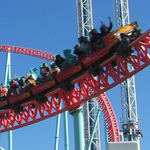 Sit-Down Roller Coaster