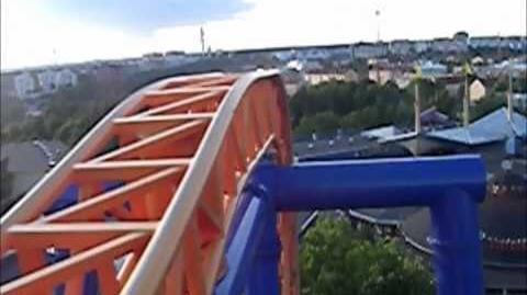 Kirnu (Linnanmäki) - OnRide (1080p)