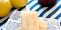 Lemon Pale Ale Popsicles