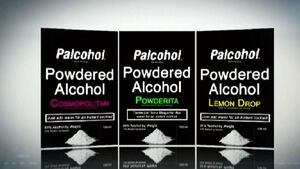 Palcohol Packets