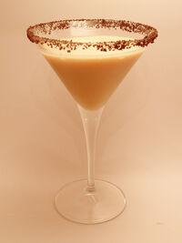 Oreo martini
