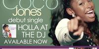 Holla at the DJ