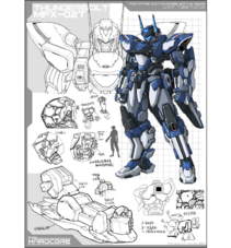 Thunderbolt concept art1