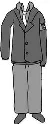 Admin Coat