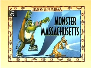 Monster Massachusetts
