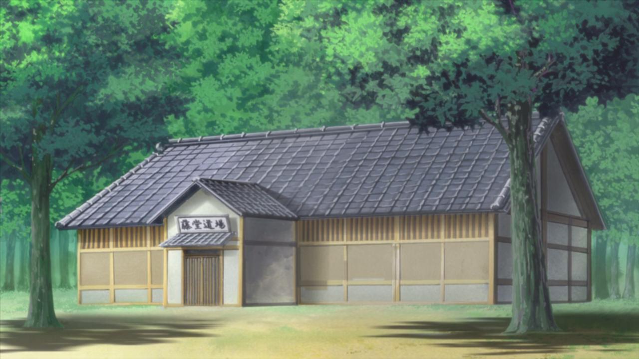 Sakonova Kuca - Page 2 Kururugi_Shrine_-_Dojo