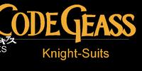 Code Geass: Knight Suits