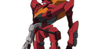 Guren Mk-II (Lucian of the Rebellion)