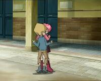 Aelita kiss Jeremie