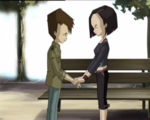 Yumi and Ulrich Eps95