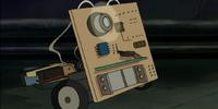 Jeremie's Hornet Control Robot