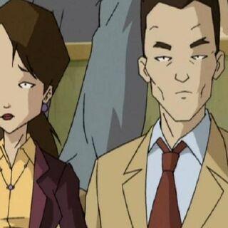 Ulrich's parents.
