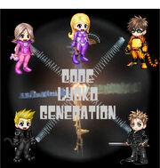 Code Lyoko Generation Logo