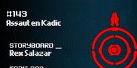 Assault on Kadic