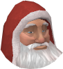 Santa Claus chathead