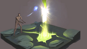 Divination concept art 2