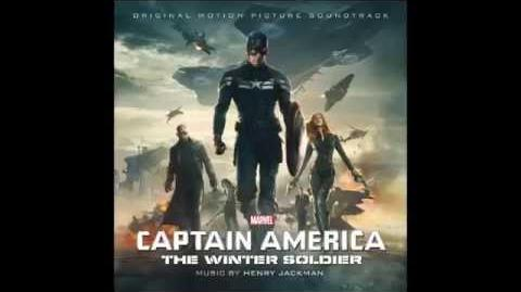 Captain America The Winter Soldier OST 06 The Winter Soldier