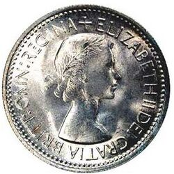 GBP 5 Pence Decimal