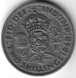 GBP 1948 24 Penny