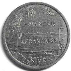 CFP 2 Franc
