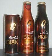 200px-Coca Cola Blak bottles