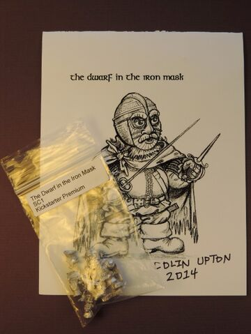 File:Dwarf in Iron Mask Card Photo and Miniature.jpg