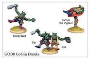 GOB08 Goblin Drunks (3)