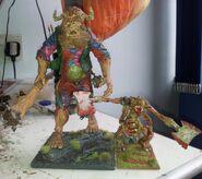 Otherworld Giant vs Ginat hill troll 1