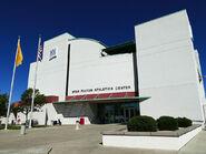 NMSU Fulton Athletics Center (Front Entrance) 04