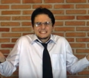 Cara de Gravata e Óculos