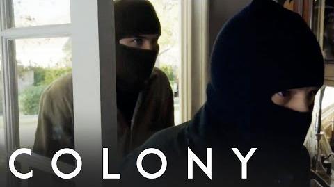 Season 2, Episode 11 'Bram and Patrick Break Into House' Colony